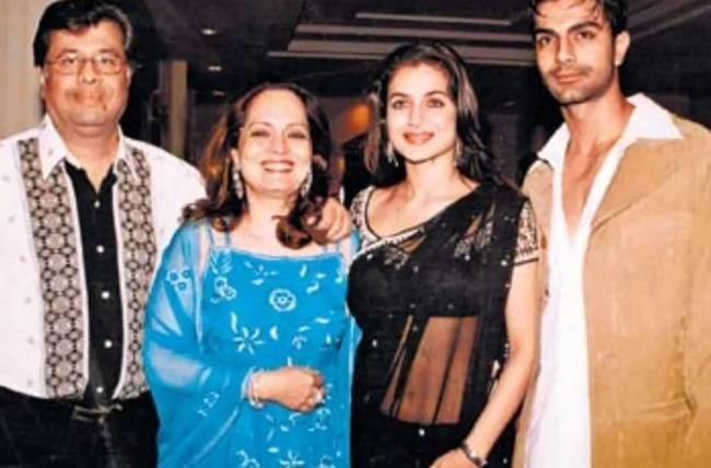 Image result for ameesha patel family