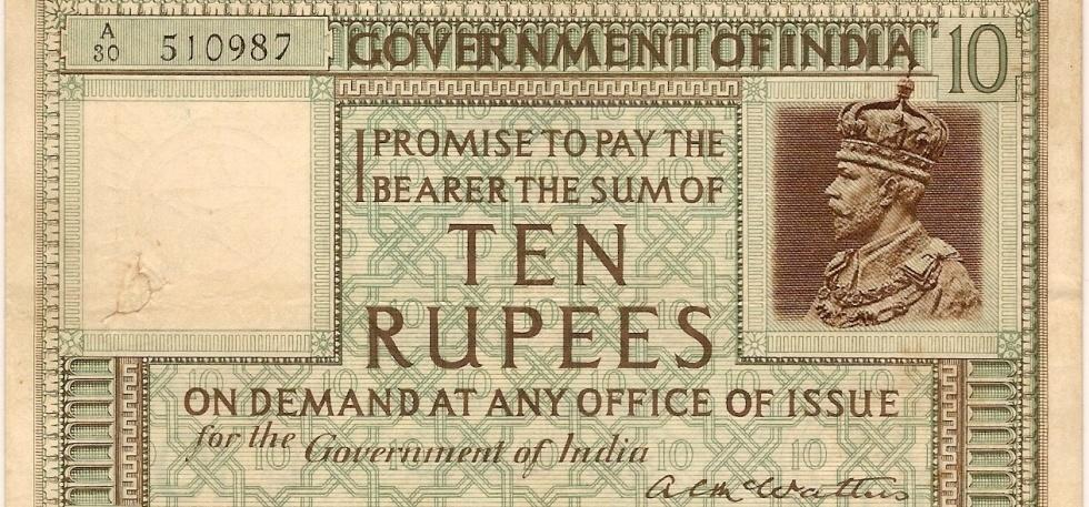 A Brief History Of India In 15 Currency Notes