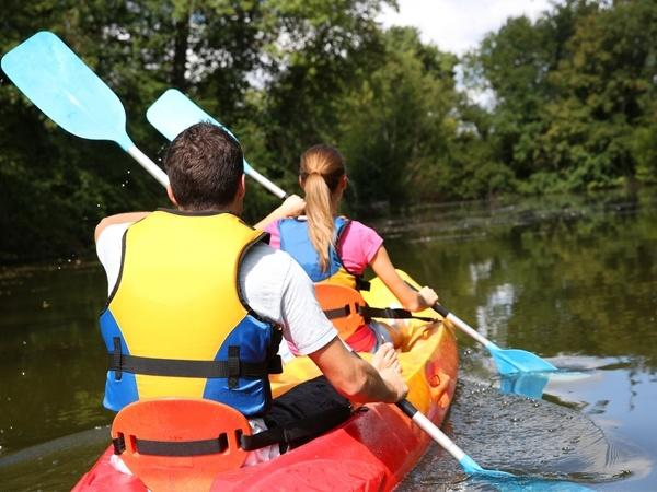 The Benefits Of Kayaking And Canoeing