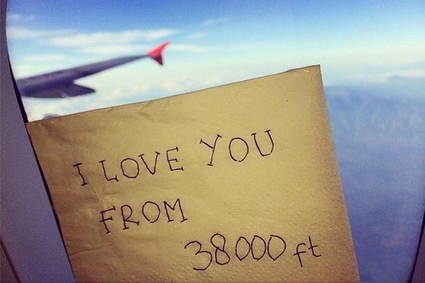 love note air asia
