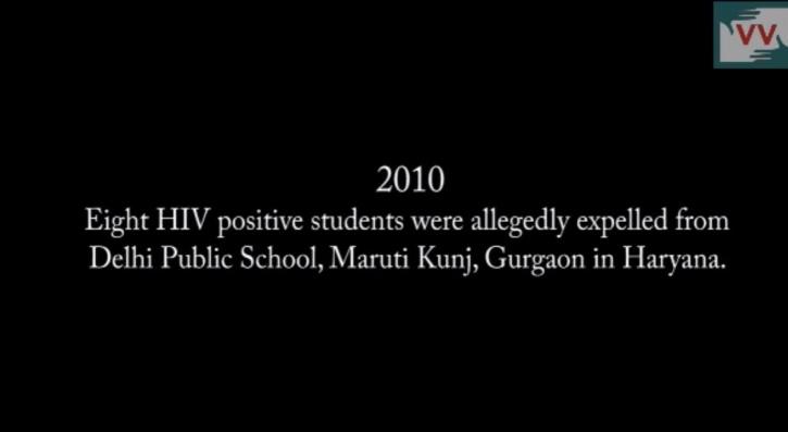 HIV india videovolunteers