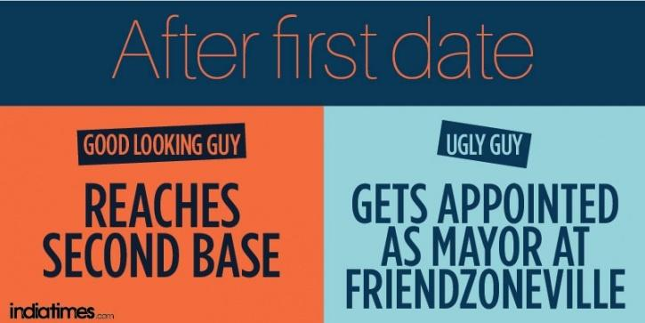 dating an ugly guy