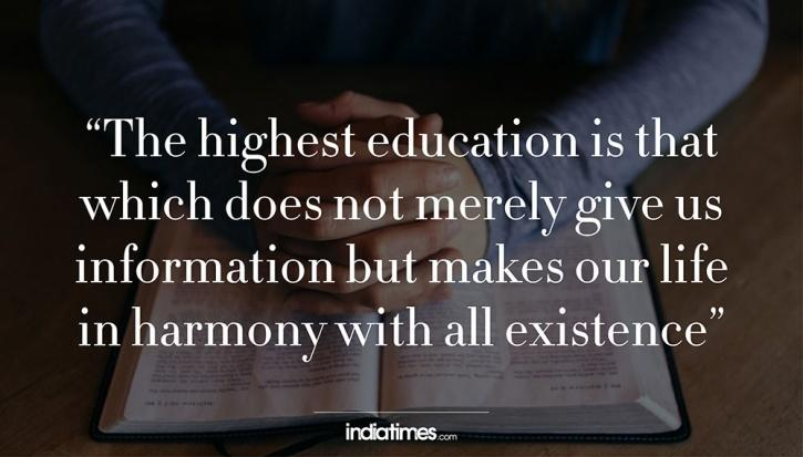 These 21 Quotes By Rabindranath Tagore Will Help You Be The