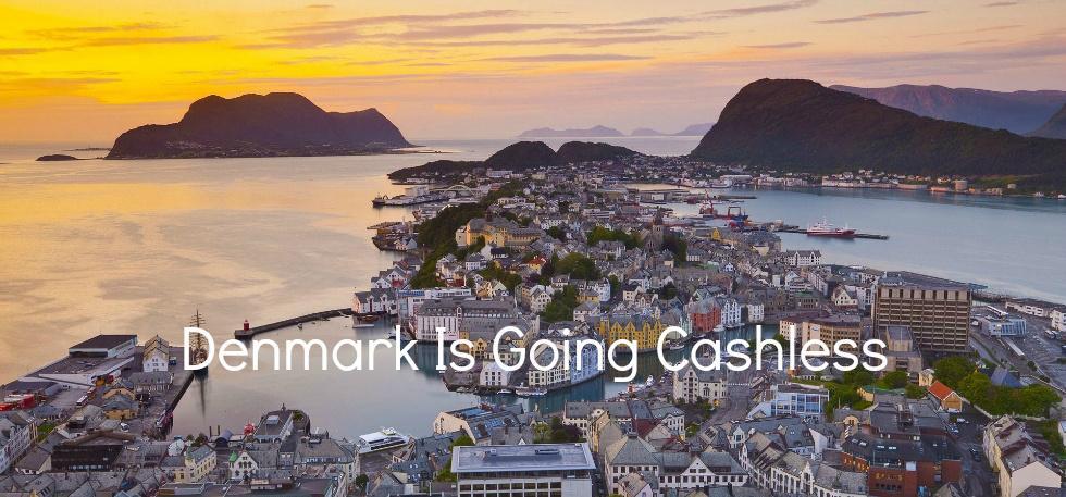 denmark is going cashless