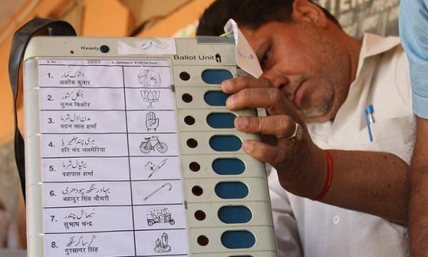 voting machine india