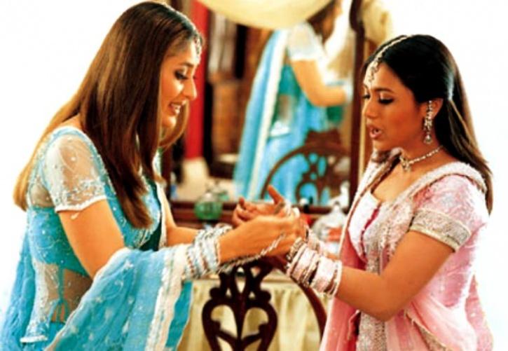 Rani Mukerji and Kareena Kapoor