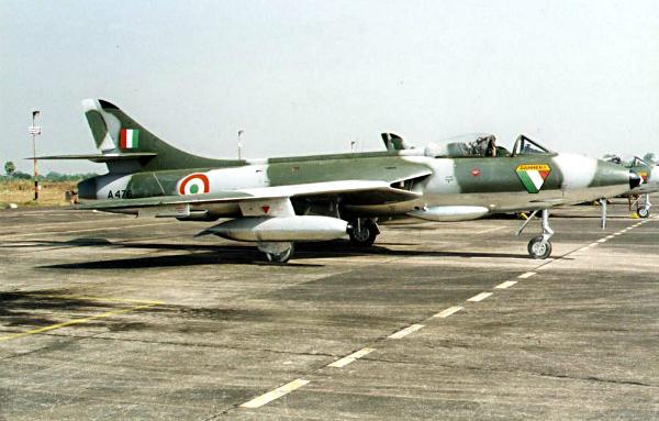 IAF Hawker Hunter