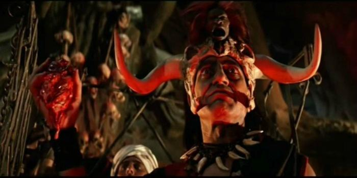 Epic Appearance By Amrish Puri In Indiana Jones and The Temple Of The Doom