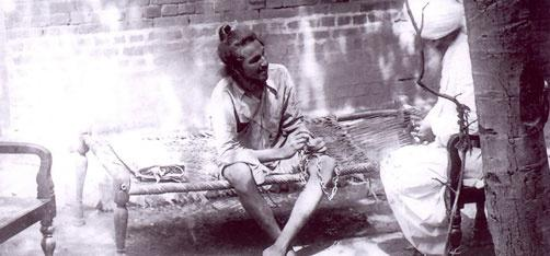 Bhagat singh at Lahore Railway Police station