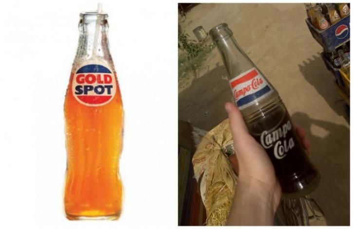 Goldspot, Campa Cola