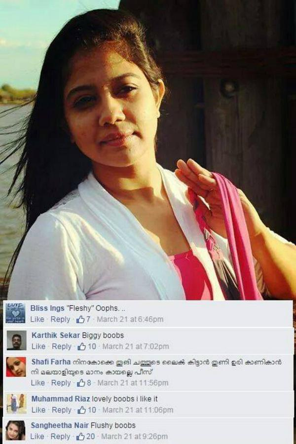 sexually frustrated mallu facebook