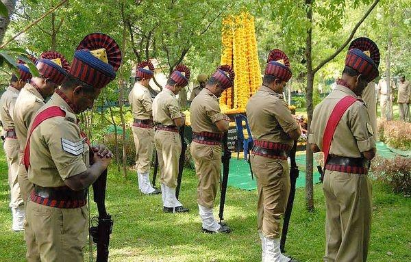 forest martyrs day