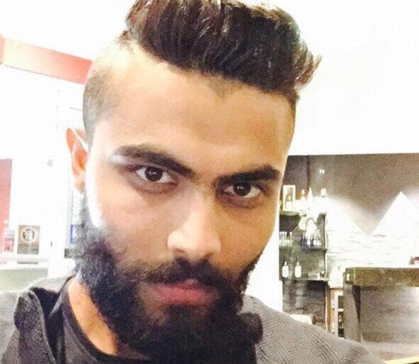 Just In Case You Re Wondering What S Happening With Jadeja S Hair