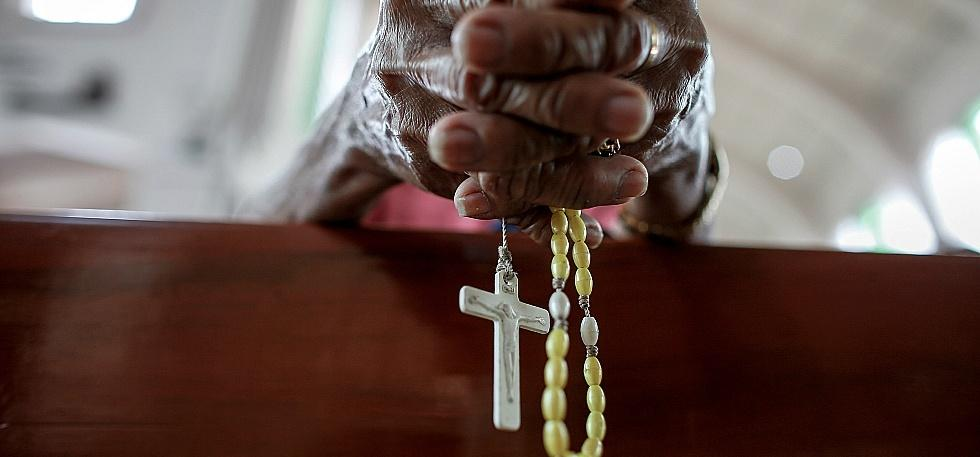 reuters rosary