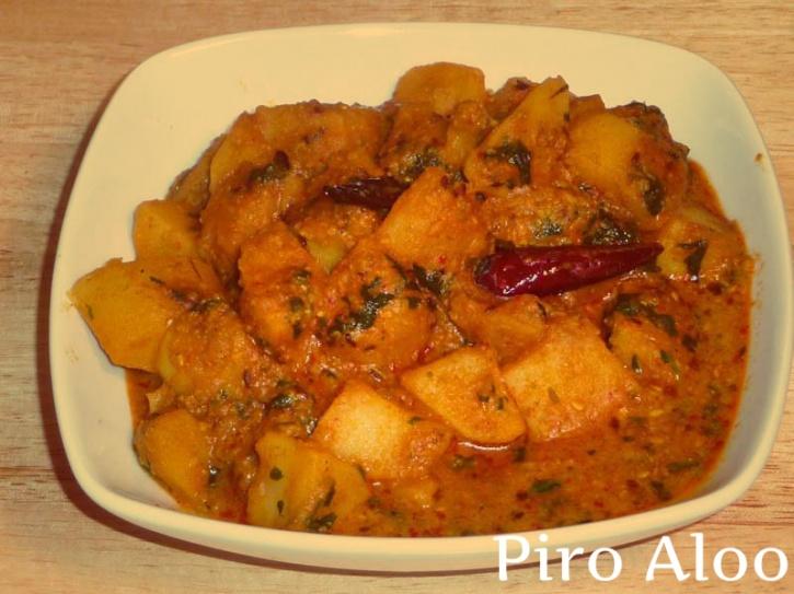 Piro Aloo