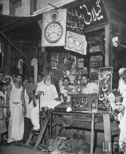 Lahore stall