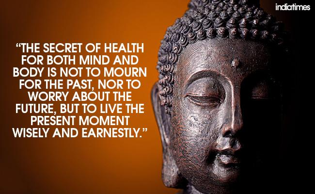 15 Quotes Of Lord Buddha That Will Give Us True Lessons For Life