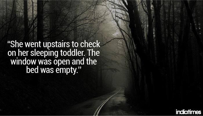27 Two-Sentence Horror Stories That'll Keep You Awake All
