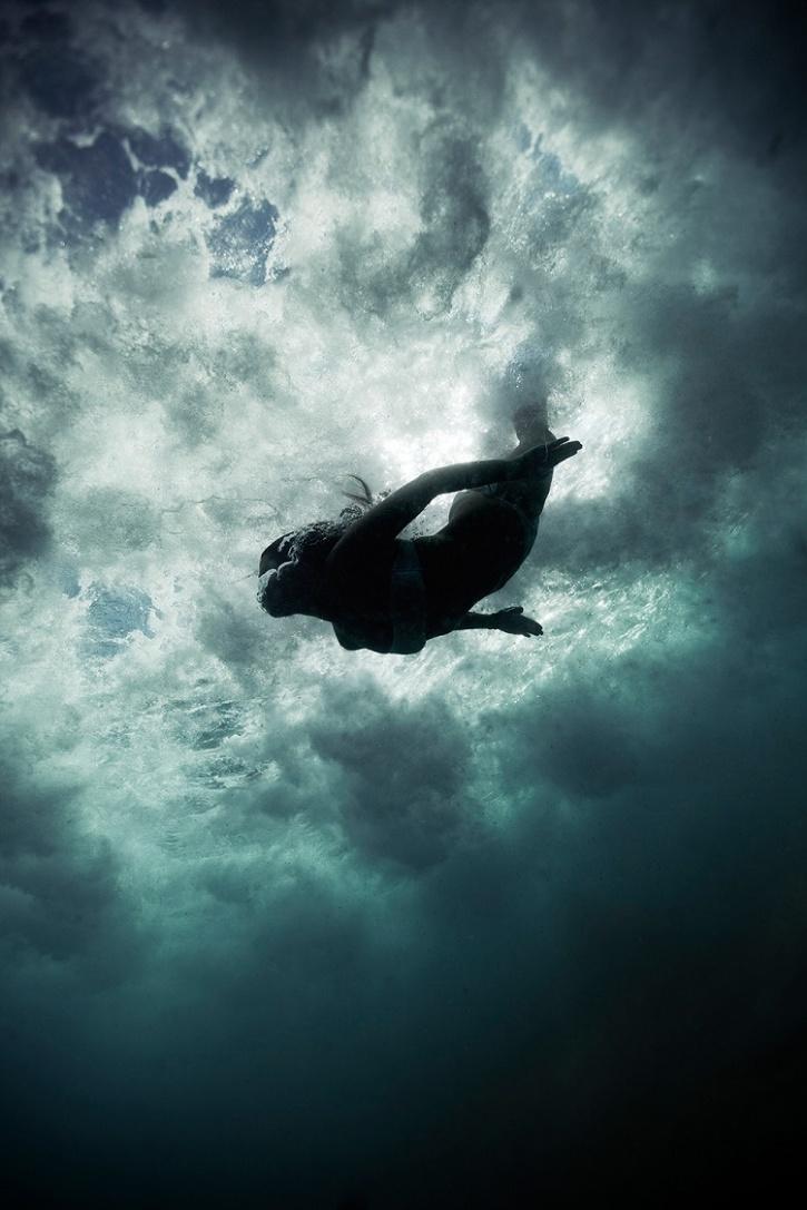 Underwater Portrait