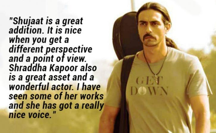 arjun rampal-rock on 2