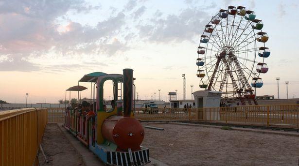 ISIS theme park 2