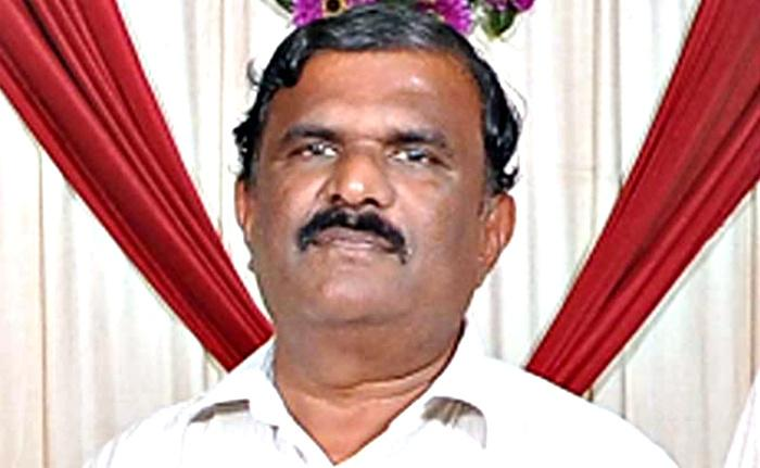 S Muthukumarasamy, 58, an engineer with the Tamil Nadu Agriculture Department