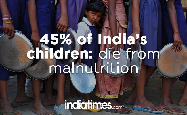India child maltnutrition