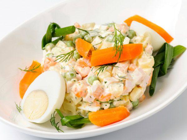 Restaurant Salads