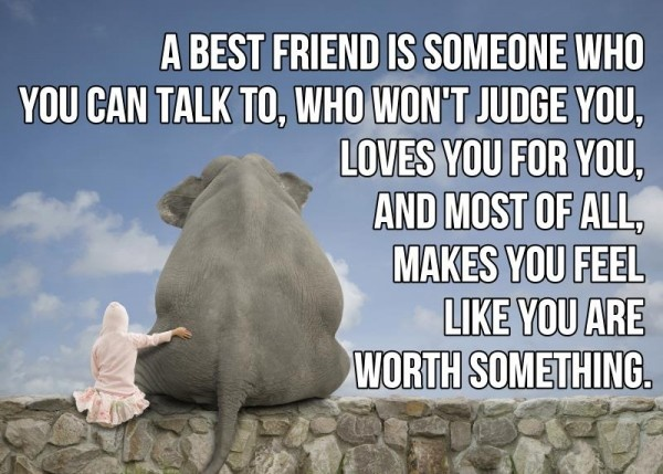 28 Touching Quotes To Make Someone Feel Special: 12 Ways Breaking Up With Your Best Friend Is Worse Than A