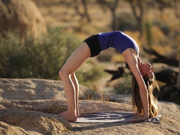 6 Yoga Poses To Lower Your Cholesterol Levels