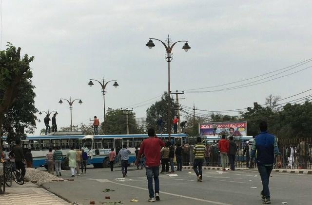 Carried Out Violence During Jat Reservation Protest