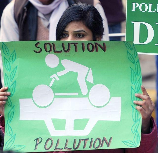 odd even pollution