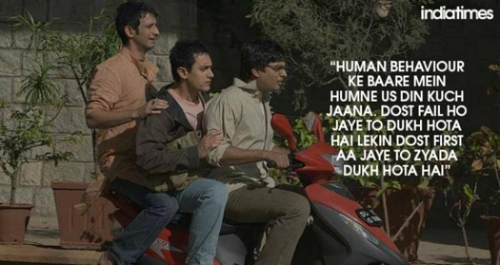 These 40 Stills From 3 Idiots Prove This Film Is One Of The