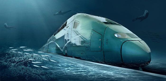 Mumbai-Ahmedabad Bullet Train Will Have An Under Sea Passage