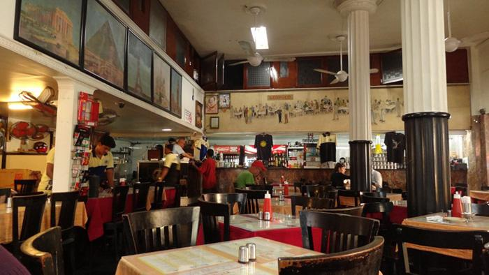 Café Leopold, Colaba