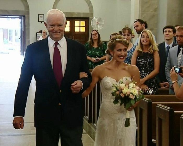 Jeni Stepien and Arthur Thomas