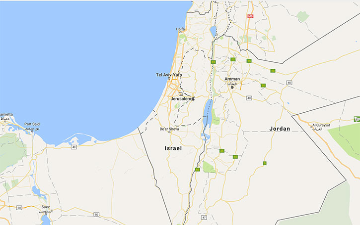 Google Allegedly \'Erased\' Palestine From Its Maps And The Internet ...