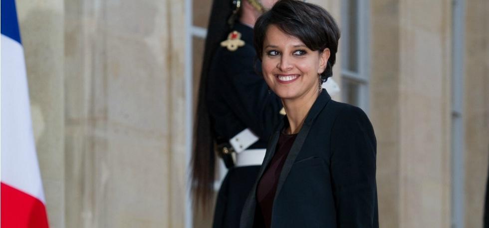 Najat Vallaud-Belkacem/Alchetron