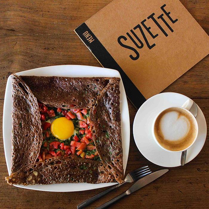 Suzette Creperie & Café, Bandra West