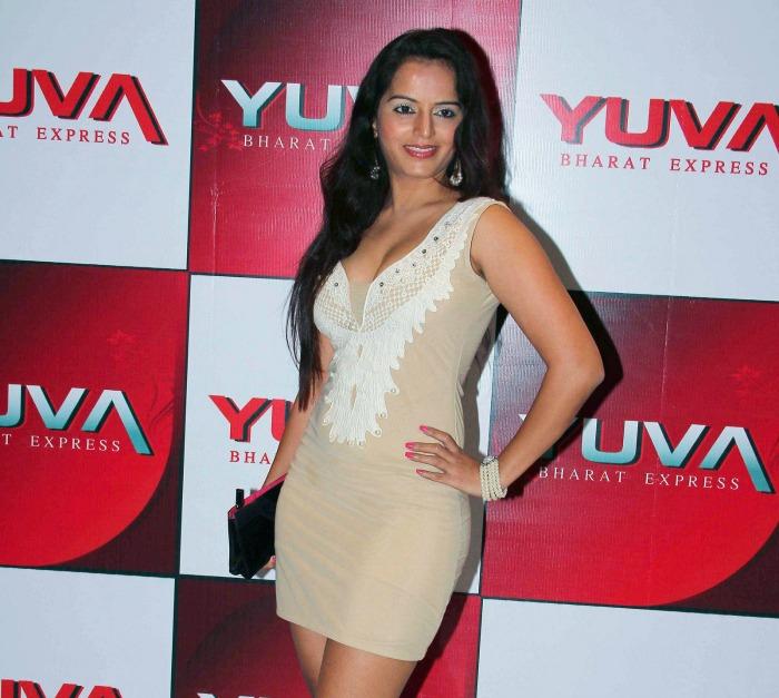 Model Meghna Patel, Who Posed Semi-Nude For Modi In 2014 -6628