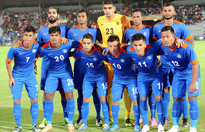 Image result for indian football team