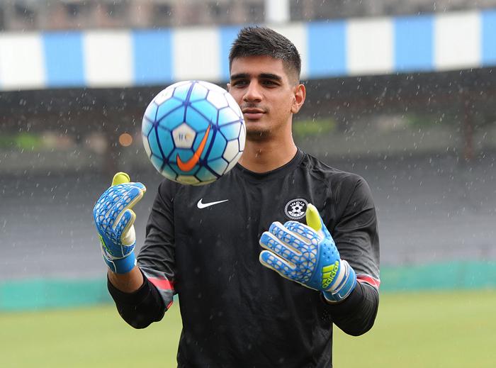 288a92331 Gurpreet Singh Sandhu Targets Bigger Clubs After Becoming First ...
