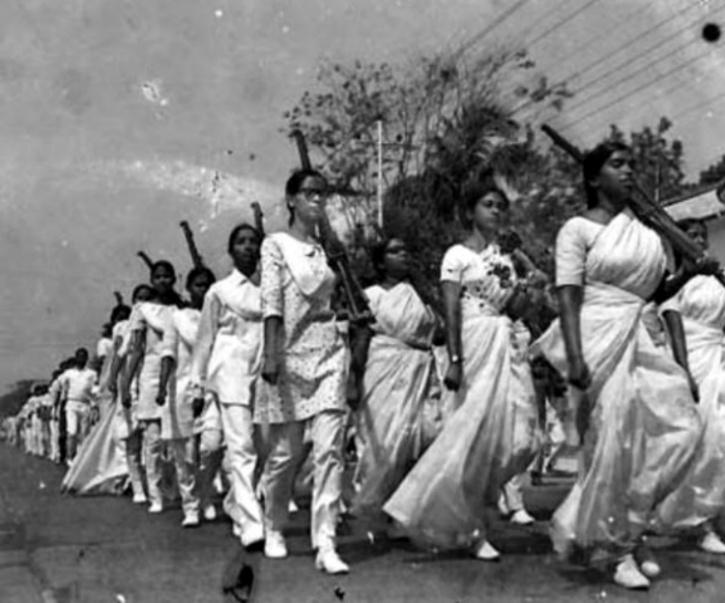 indian women revolutionaries