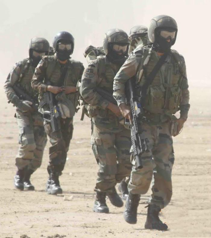 Garud Commando Force
