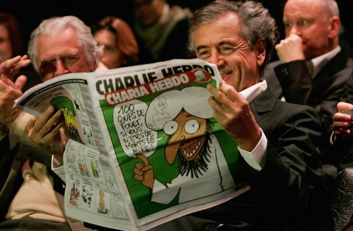 New Charlie Hebdo Cartoon Suggests Drowned Syrian Boy Aylan