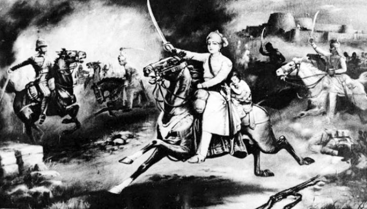 battle of jhansi