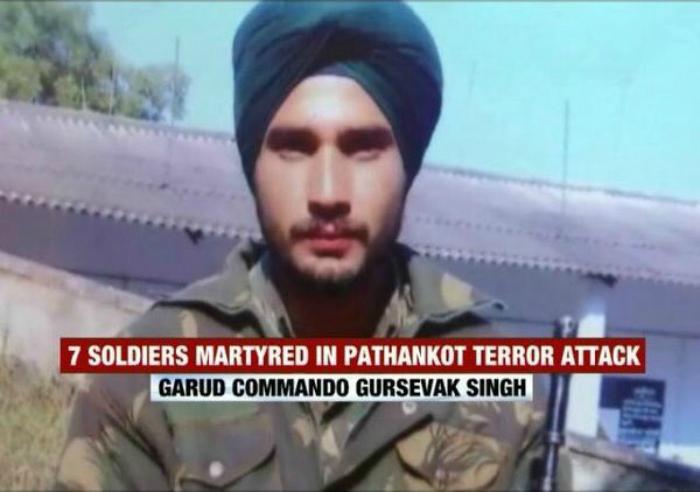 Garud Commando Gursewak Singh