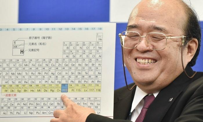 Four newly discovered elements find their way into the seventh row periodic table urtaz Gallery