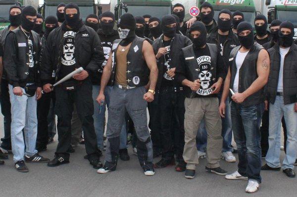gangs germany