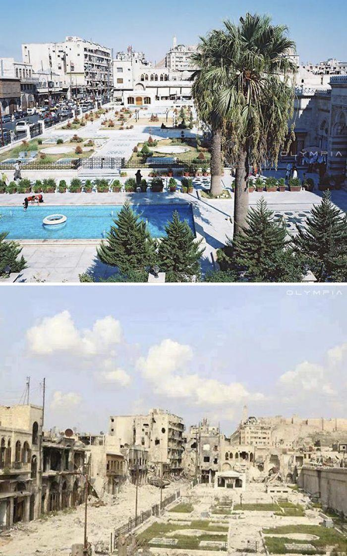 The Largest City In Syria